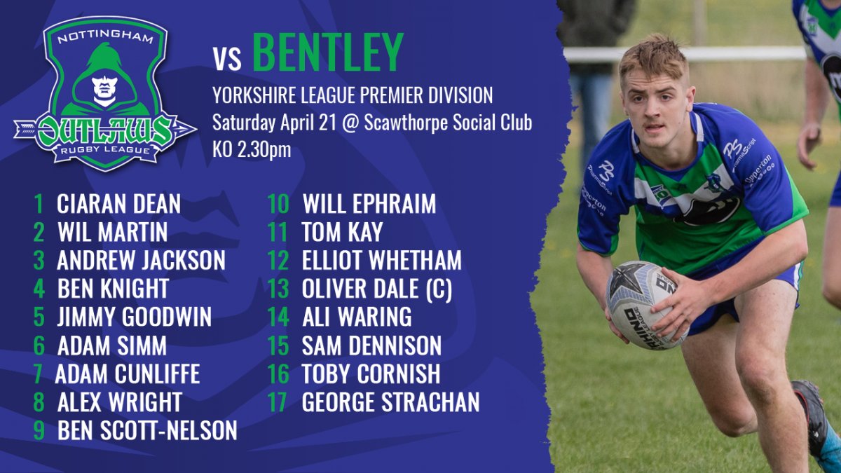 bentley A team sheets