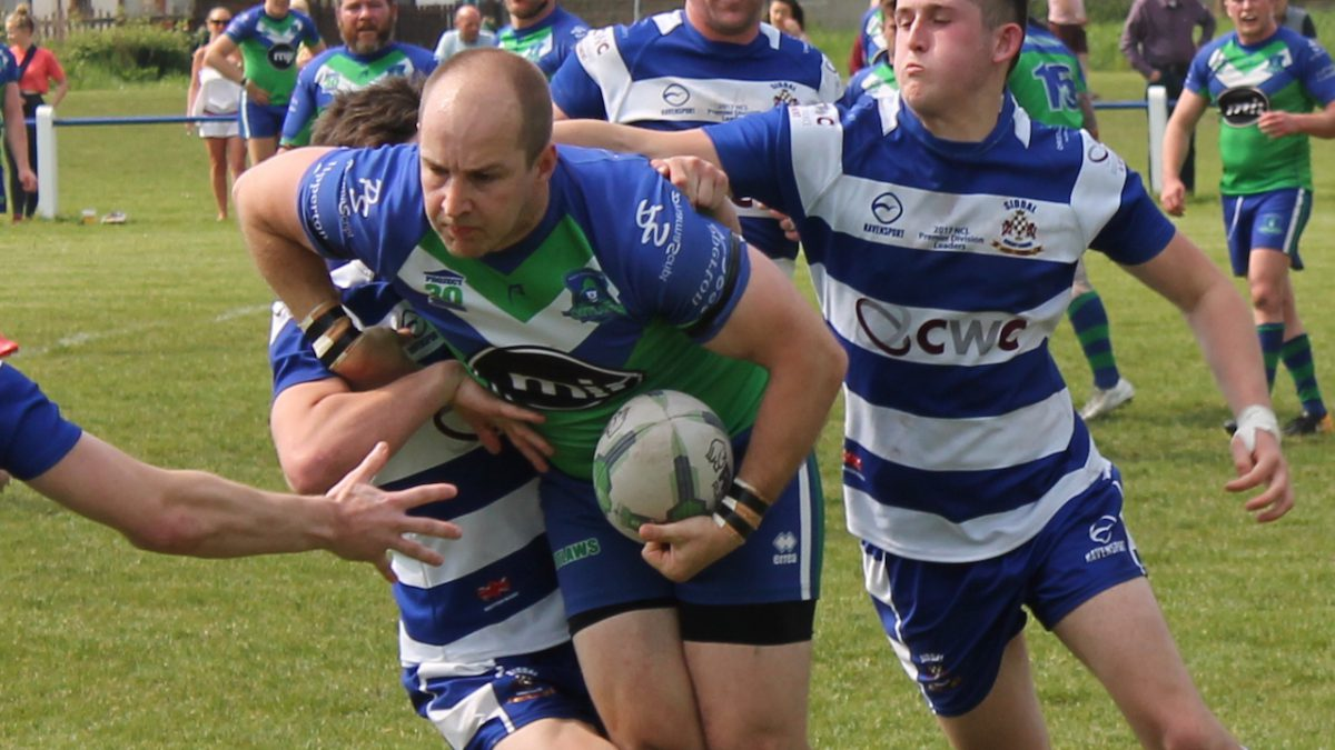 Jimmy Goodwin v Siddal