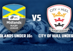 Midlands U16s Game web header