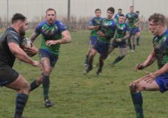 Outlaws v Queensbury Mar 18